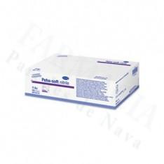 GUANTES DESECHABLES DE NITRILO PEHA-SOFT NITRILE WHITE T- M 100 U