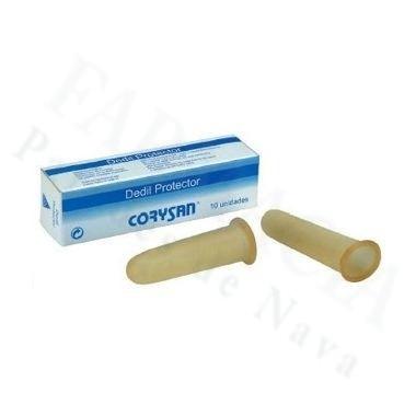 DEDIL CORYSAN LATEX DIAMETRO 23 CM T-7 10 U