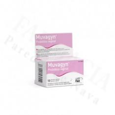 MUVAGYN PROBIOTICO VAG 10 CAPS
