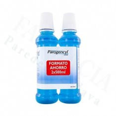 PAROGENCYL COLUTORIO 2X500ML