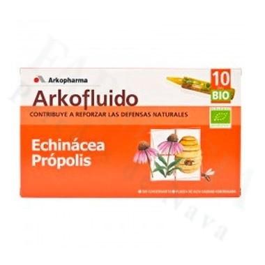 ARKOFLUIDO ECHINACEA + PROPOLIS 10 UNICADOSIS