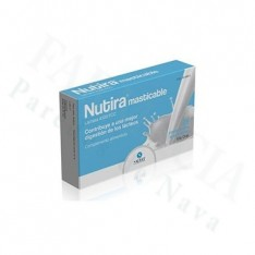 NUTIRA LACTASA 4500 FCC 28 COMP MASTICABLES (CAJON DE LAS VITAMINAS