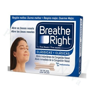 TIRA NASAL BREATHE RINGHT 30GD