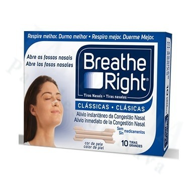 BREATHE RIGHT TIRAS NASALES GRANDE-MEDIANA