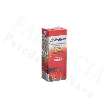 BIORALSUERO FRESA PACK DE 3 200 ML