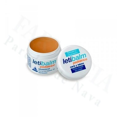 LETIBALM PEDIATRICO 10 ML.