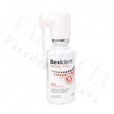 BEXIDENT ENCIAS CLORHEXIDINA 0,2% 40 ML SPRAY GINGIPROTECTOR