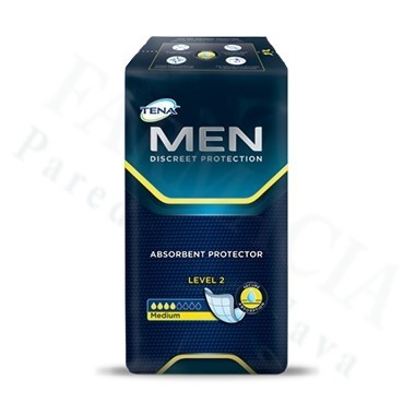 ABSORB INC ORINA LIGERA TENA FOR MEN LEVEL-2 - 20 U
