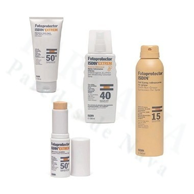FOTOPROTECTOR ISDIN EXTREM GEL-CR 50+ 200ML