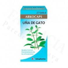 UÑA DE GATO ARKOCAPSULAS 50 CAPSULAS, 380 MG