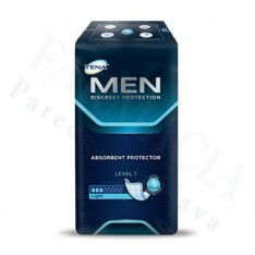 ABSORB INC ORINA LIGERA TENA FOR MEN LEVEL-1 24 U
