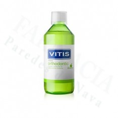 VITIS ORTHODONTIC 500 ML COLUTORIO