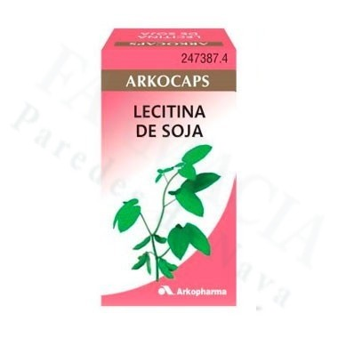 ARKOCAPSULAS LECITINA 50 CAPS