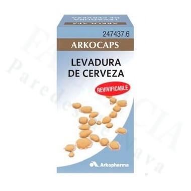 ARKOCAPSULAS LEVADURA 50 CAPS