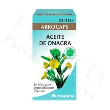 ARKOFLUIDO ONAGRA 50 CAPS