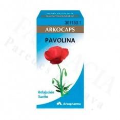 ARKOCAPSULAS PAVOLINA 50 CAPS