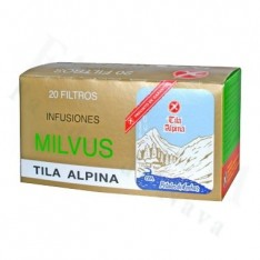 ALPINA FLOR DE TILA 20 FILTROS DE 1,2 GRS.