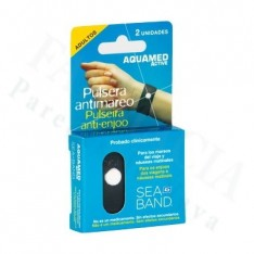 PULSERA ANTIMAREO AQUAMED ACTIVE 2 U. ADULTOS T-U