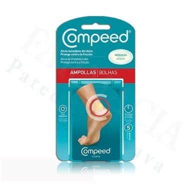 COMPEED APOSITOS AMPOLLAS MD 5