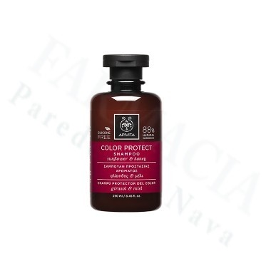 APIVITA CHAMPU PROTECTOR DEL COLOR 250 ML