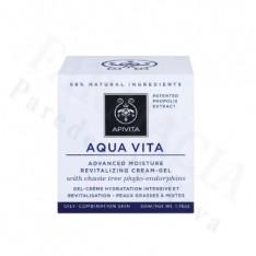 APIVITA AQUA VITA CREMA -GEL PIELES GRASAS-MIXTAS 50 ML