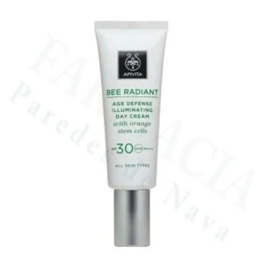 APIVITA BEE RADIANT SPF 30 40 ML