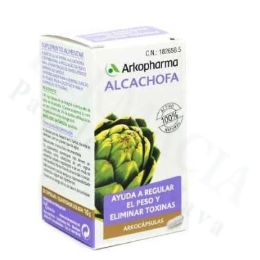 ARKOPHARMA ALCACHOFA 50 CAPS