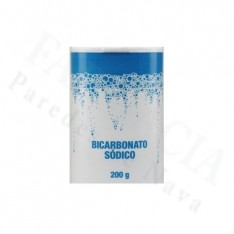 BICARBONATO SODICO INTERAPOTHEK 200 GR