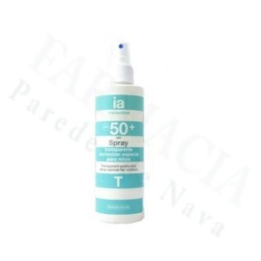 INTERAPOTHEK FOTOPROTEC SPF 50+ AEROSOL TRANSP 250 ML