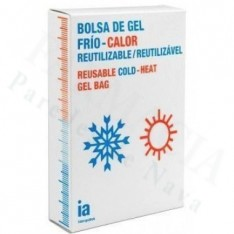 INTERAPOTHEK BOLSA DE GEL TERAPIA FRIO / CALOR 1 U REUTILIZABLE