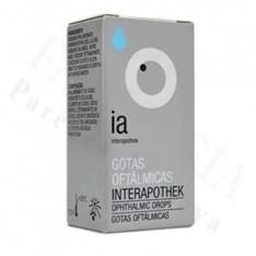 INTERAPOTHEK GOTAS OFTALMICAS C/ HIALURONATO 6 ML
