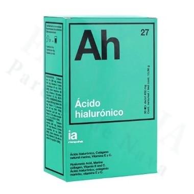 INTERAPOTHEK ACIDO HIALURONICO 30 CAPS