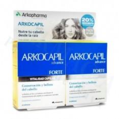 ARKOCAPIL FORTE PACK 2 UNIDADES 60CAPS+60 CAPS