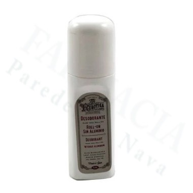 DESODORANTE ROLL-ON SIN ALUMINIO 75ML MI REBOTICA