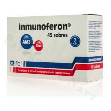 INMUNOFERON SOBRES 45 SOBRES