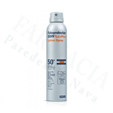 FOTOPROTECTOR ISDIN SPF-50 +PEDIAT CONTINUOS 200 ML