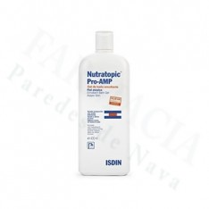 NUTRATOPIC PRO-AMP GEL DE BAÑO 750 ML