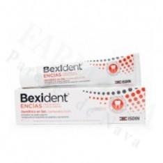 BEXIDENT ENCIAS GEL CLORHEX 75