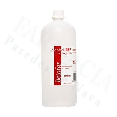 BETAFAR ALCOHOL 96º REFORZADO 1000 ML