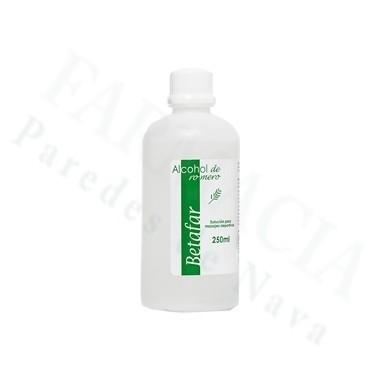 ALCOHOL DE ROMERO BETAFAR 250 ML