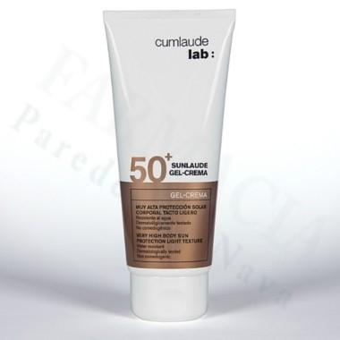 CUMLAUDE LAB: SUNLAUDE SPF 50+ CORPORAL GELCREMA 200 ML