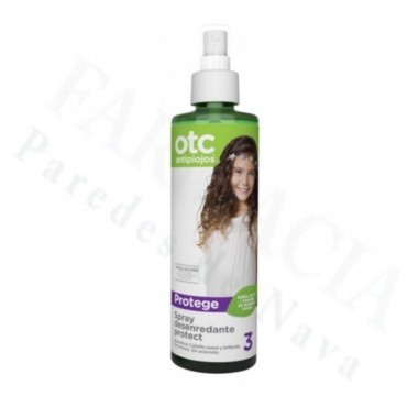 OTC SPRAY DESENREDANTE PROTECT OTC ANTIPIOJOS 200 ML