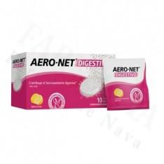 AERO NET DIGESTIVO COMP EFERVESCENTE 10 COMP EFERVESC