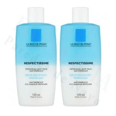 RESPECTISSIME WATERPROOF LA ROCHE POSAY 2X125ML