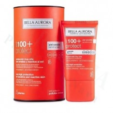 BELLA AURORA SPF 100+ PROTECT PIEL SENSIBLE 40 ML