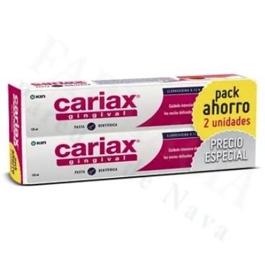 CARIAX GINGIVAL PASTA 125 2*1