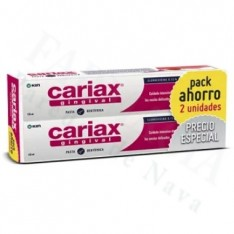 CARIAX GINGIVAL PASTA 125 2*1