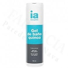 INTERAPOTHEK GEL DE BAÑO PROTEINAS DE QUINOA 750 ML