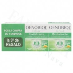 OENOBIOL CAPILAR REVITALIZATNE 60 CAPS TRIPLE
