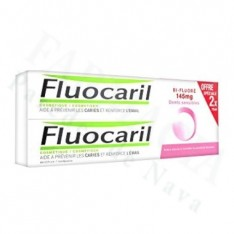 FLUOCARIL BIFLUORE 145 MG DIENTES SENSIBLES 2 X 75 ML